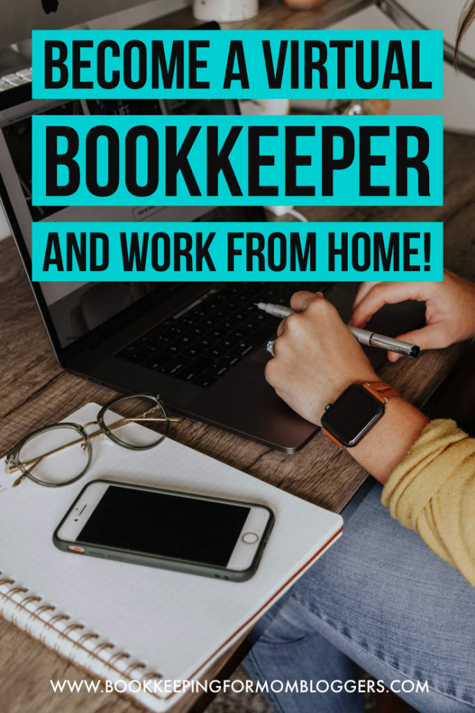 Become a Virtual Bookkeeper