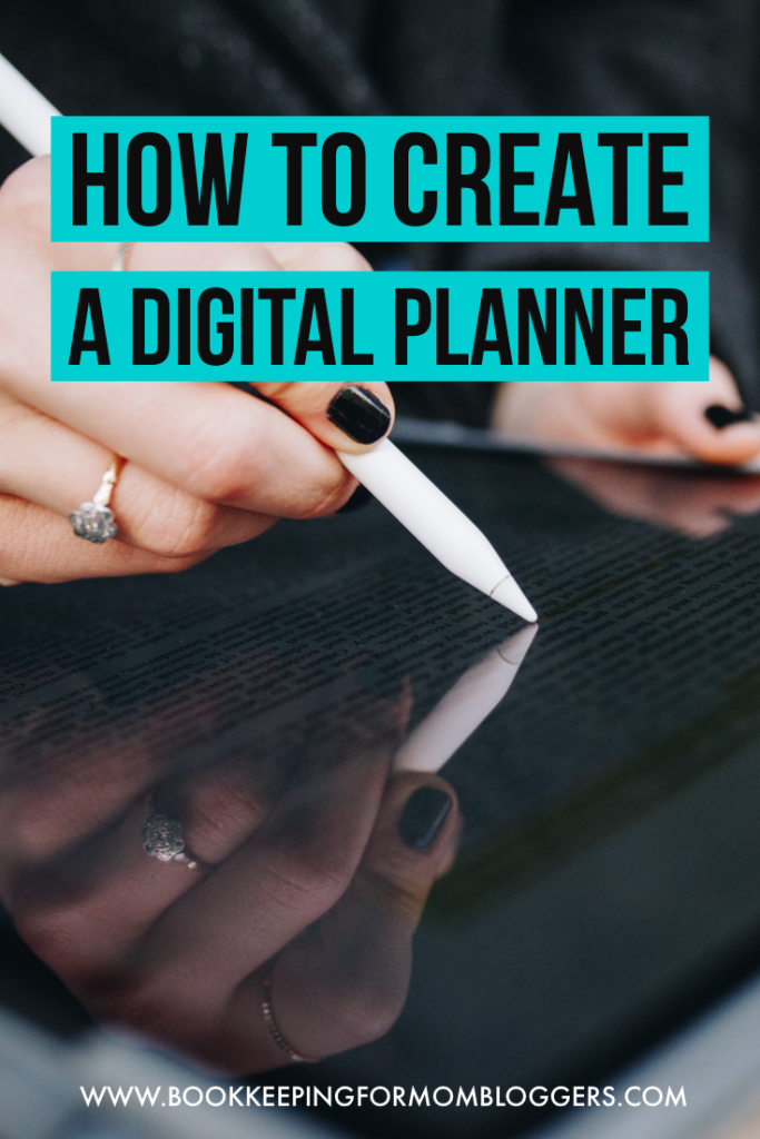 How to Create a Digital Planner
